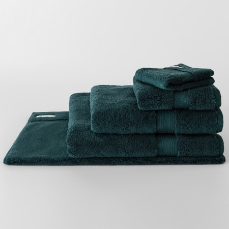 Sheridan Quick Dry Luxury Towel Collection Forest