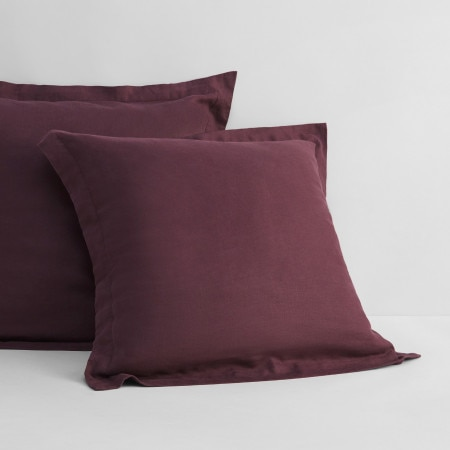 abbotson linen european pillowcase