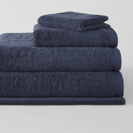 Sheridan Ultimate Indulgence Towel Collection Deep Sea