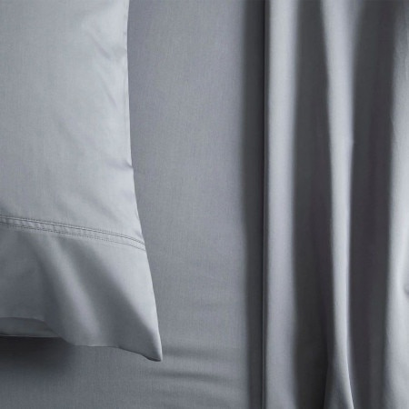 Sheridan 600tc cotton egyptian blend sheet set Powder Grey