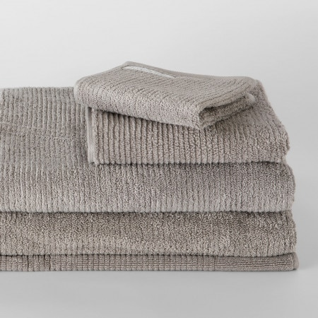 Living Textures Towel Collection Ash