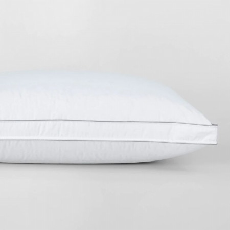 pure indulgence feather & goose down pillow