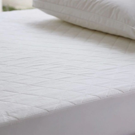 Sheridan Ultracool® Cotton Mattress Protector Snow