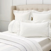 Sheridan 1200Tc Palais Tailored Pillowcase Silver