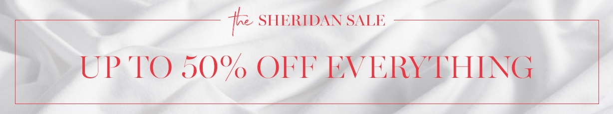 The Sheridan Sale is Now On