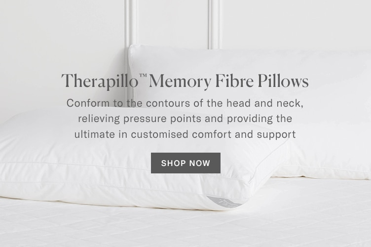 Therapillo™ Memory Fibre Pillows