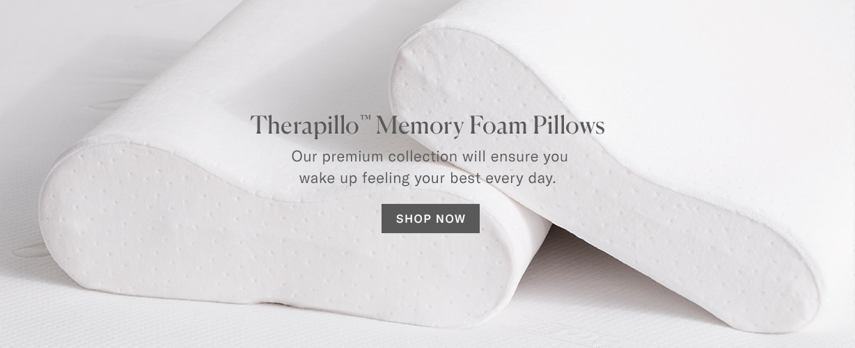 Therapillo™ Memory Foam Pillows